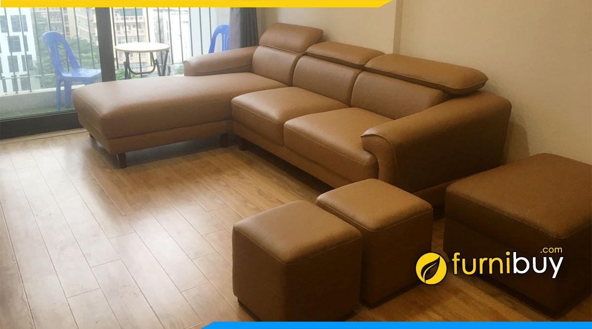 Xưởng đóng ghế sofa tại quận Hai Bà Trưng Furnibuy