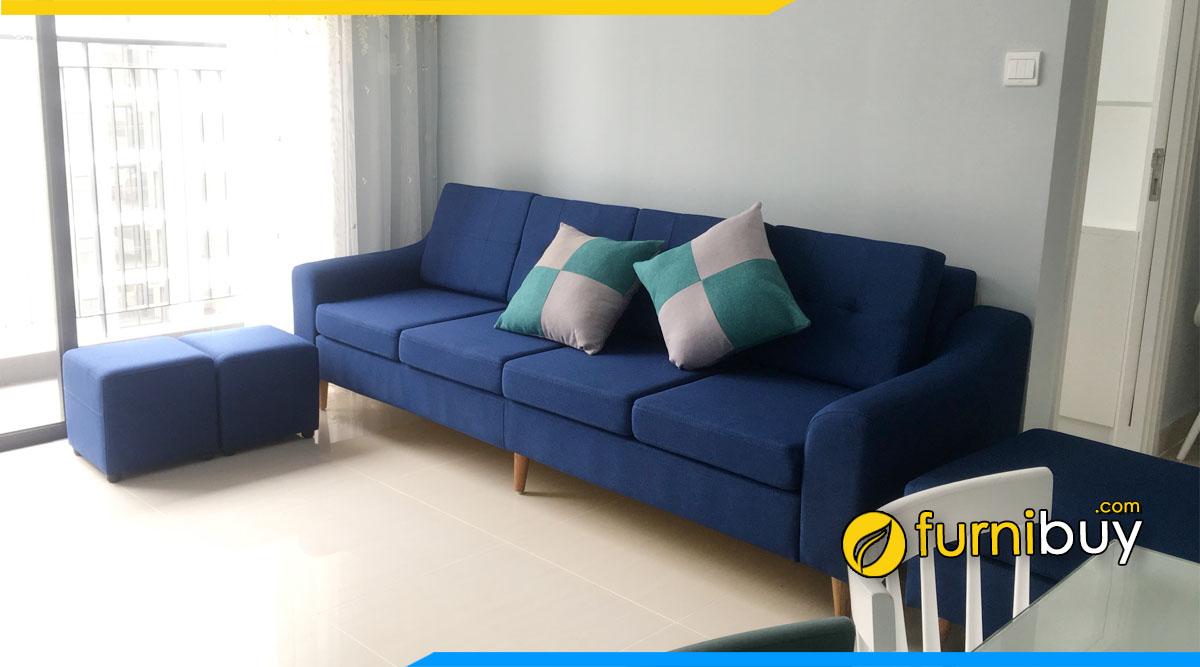 Xưởng nhận làm sofa giá rẻ Thạch Thất theo yêu cầu