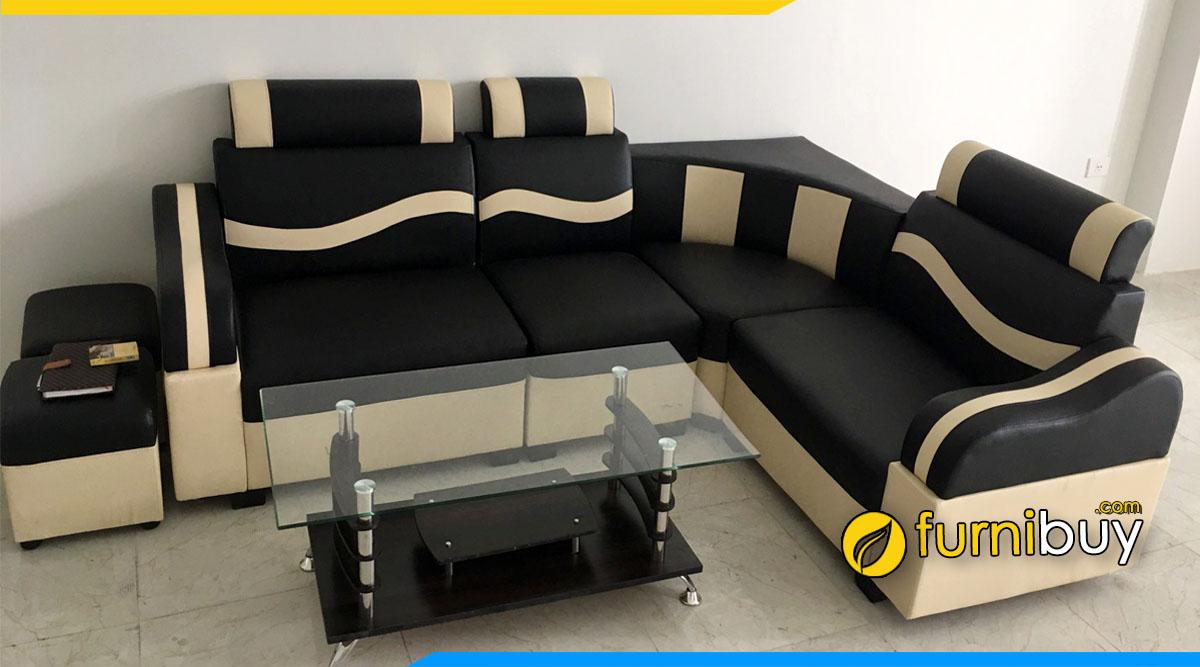 Bàn ghế sofa văn phòng giá rẻ 2 triệu và các mặt lợi ích và hạn chế