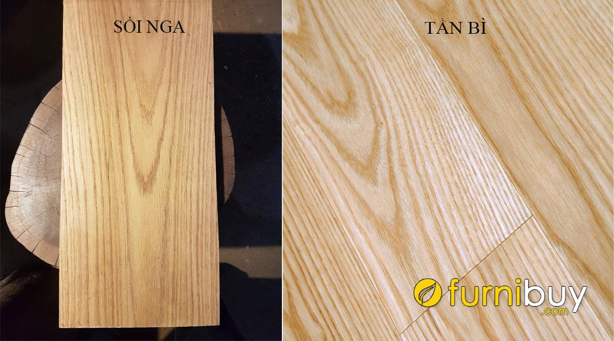 sự thật về gỗ tần bì và gỗ sồi nga nhập khẩu