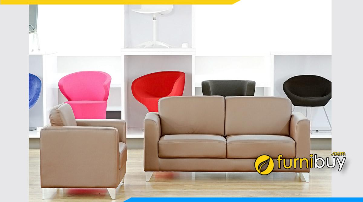hình ảnh mẫu Sofa văn phòng giá rẻ dưới 10 triệu được ưa chuộng