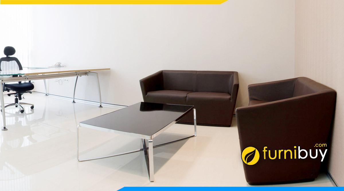 Các mẫu ghế sofa phòng giám đốc dưới 8 triệu được ưa chuộng