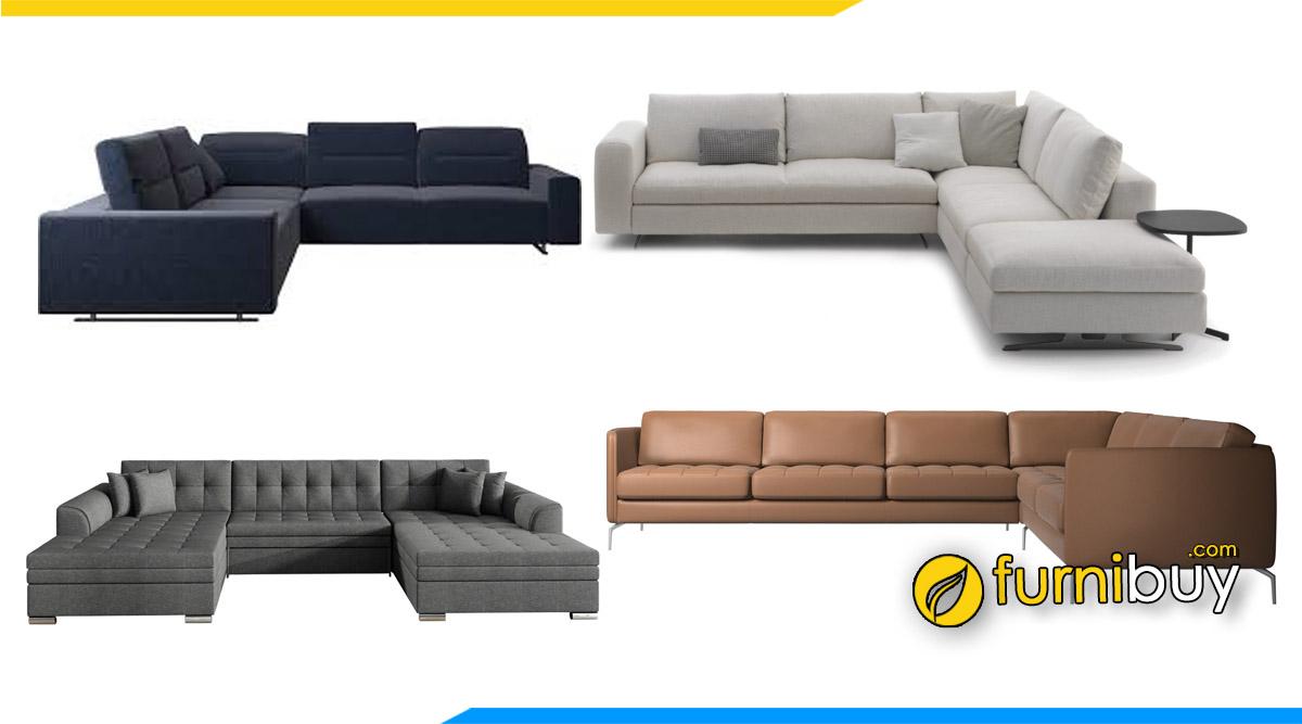 Làm sofa phòng giám đốc theo yêu cầu tại Hà Nội với quy trình linh hoạt