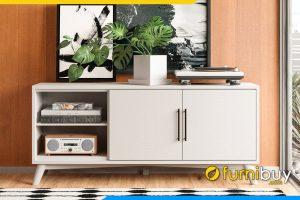 hình ảnh Tủ tivi đẹp Daria kê phòng khách hiện đại FBK2000