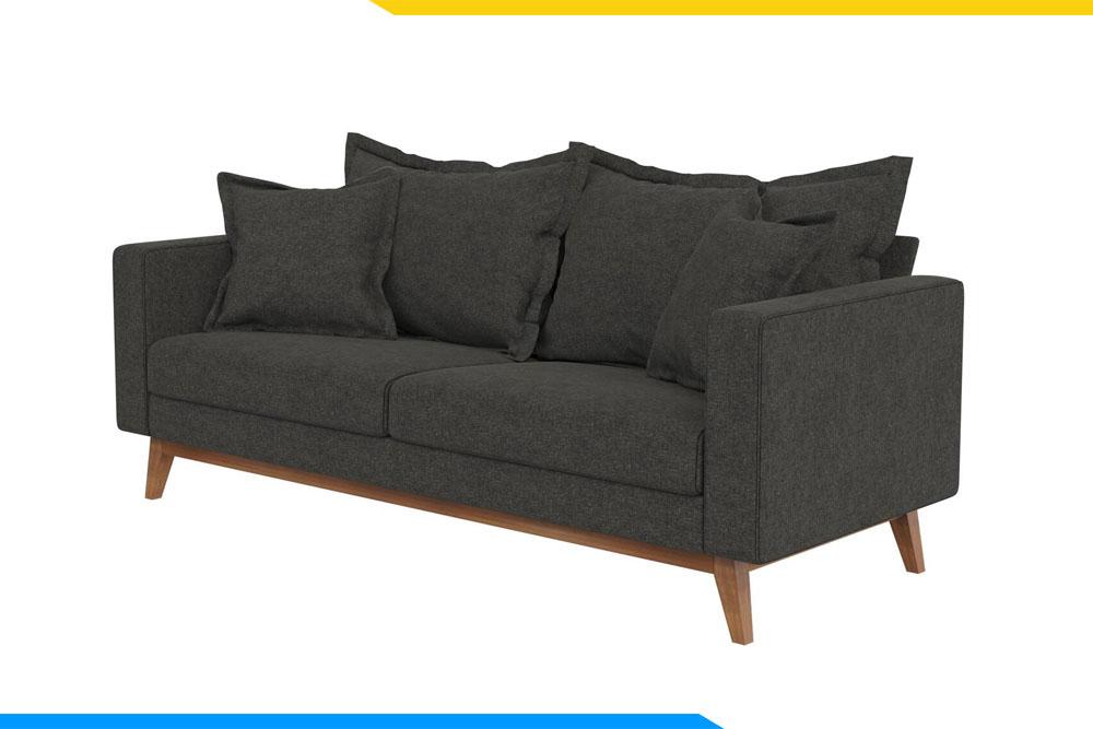 ghe sofa phong khach dang vang boc ni de go mau xanh