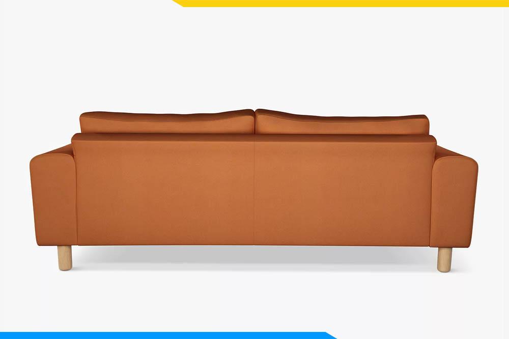 mat sau ghe sofa vang ni ke phong khach