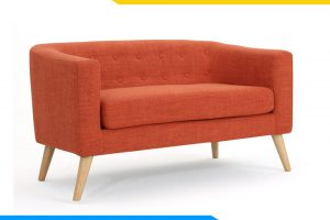 sofa vang nho gon ke phong khach dep