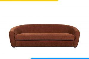 ghe sofa phong khach dang vang tua lung bo tron